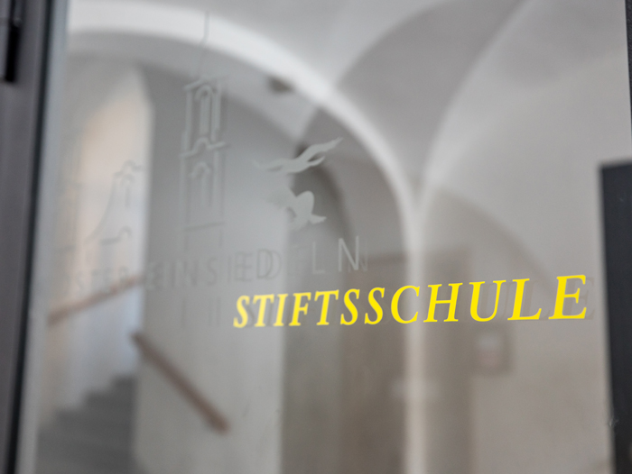 Stiftsschule Einsiedeln | Campus | Aufenthaltsräume