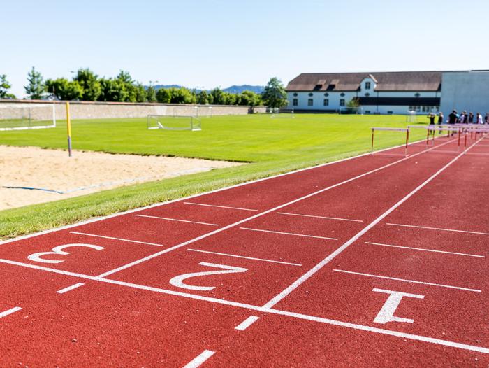 Stiftsschule Einsiedeln | Campus | Sportanlagen