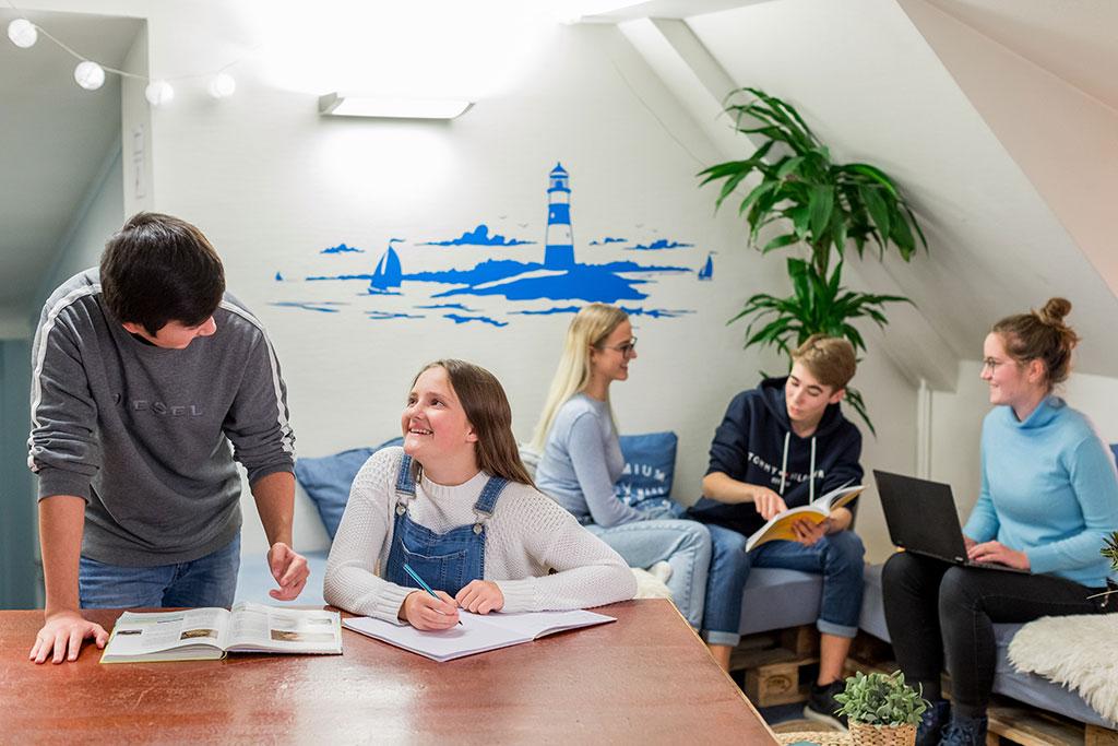 Stiftsschule Einsiedeln   Gymnasium mit Internat